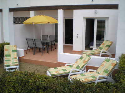 N6LT: Apartment in Alhama de Murcia