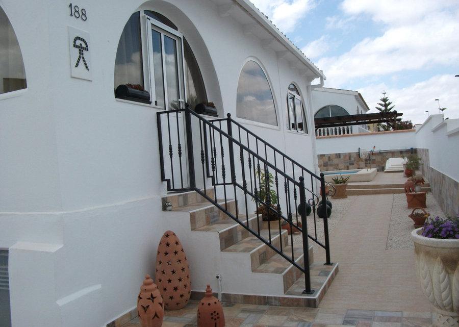 Villa For holiday Camposol