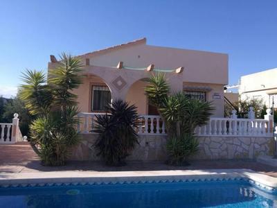 D1728: Villa in Camposol