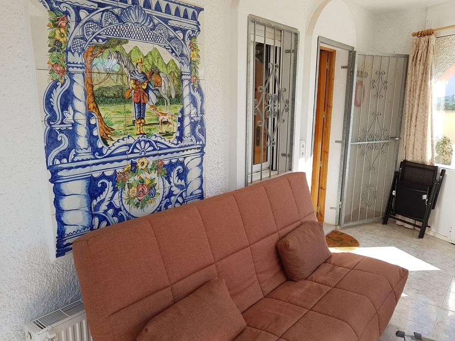 A5: Villa for rent in  Camposol